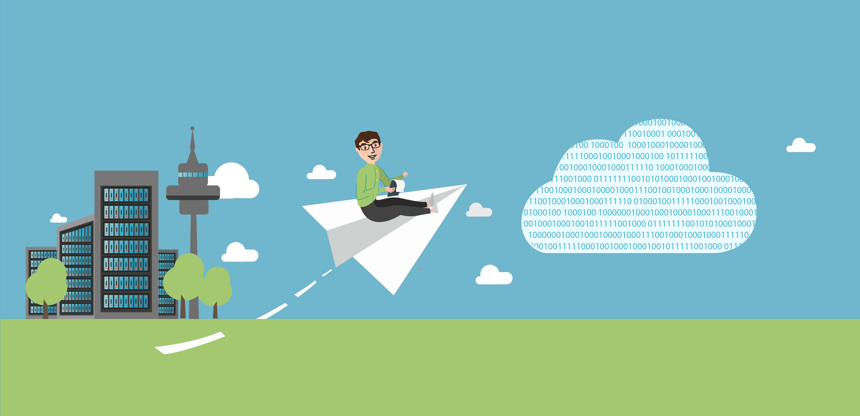 Is everyone migrating to the cloud? If so, why? If not, why not?